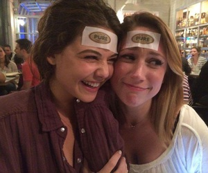danielle campbell and danielle image