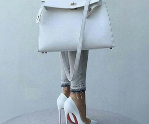 classy, heels, and style image