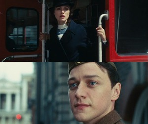 atonement, james mcavoy, and I Love You image