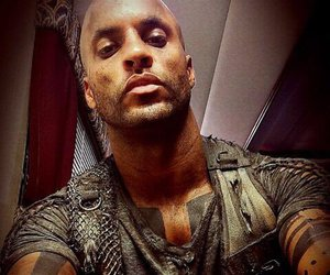 lincoln, ricky whittle, and the hundred image