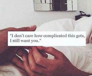 love, quotes, and couple image
