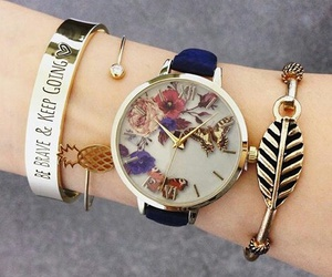 bracelets and montre image