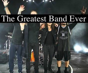 band, greatest, and metallica image
