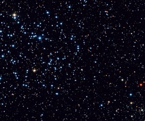 background and stars image