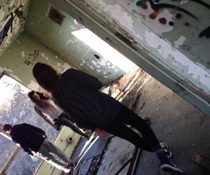 abandoned, tumblr, and abandoned house image