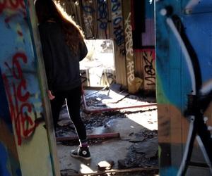 abandoned, abandoned house, and adventure image