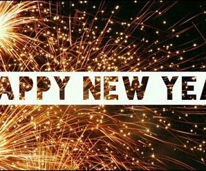 feliz, happy, and new year image