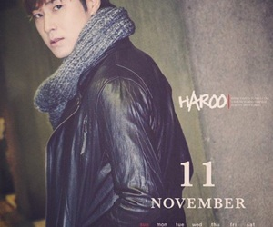 november, yunho, and with love image