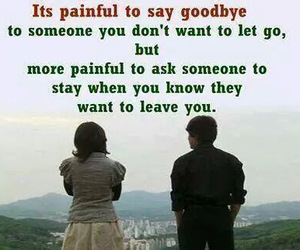letting go, people, and Relationship image