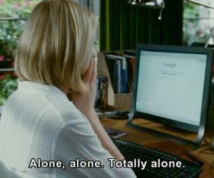 alone, movie, and cameron diaz image
