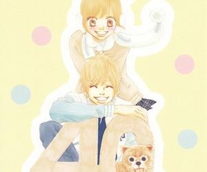 bokura ga ita, motoharu yano, and nanami takahashi image