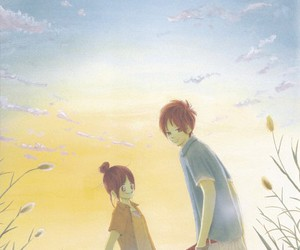 anime, bokura ga ita, and yano image