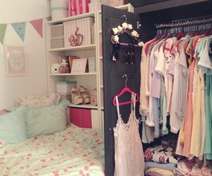 room, girl, and cute image