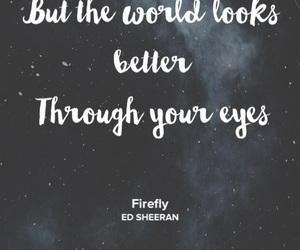 firefly, grunge, and Lyrics image