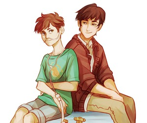 the fault in our stars, augustus waters, and hazel grace image