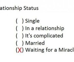 miracle, Relationship, and single image