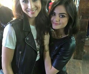 lucy hale, pretty little liars, and spencer image