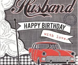 b'day, birthday, and husband image