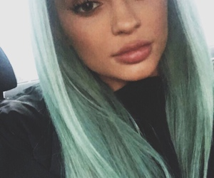 jenner, hair, and kylie jenner image