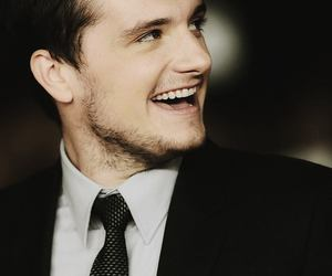 boy, smile, and josh hutcherson image