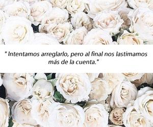 corazon, flores, and frases en español image