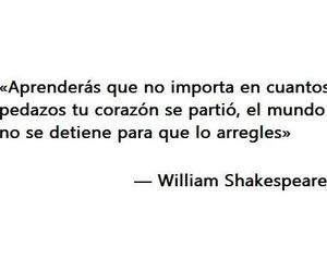 corazon, heart, and william shakespeare image