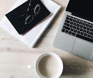 apple, coffee, and mac image