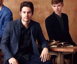 newt, otp, and thomas image
