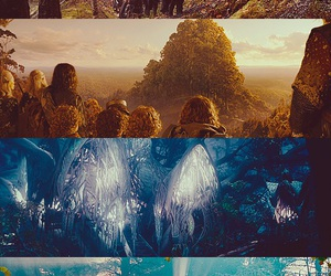 elf, LOTR, and elves image