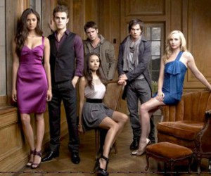 the vampire diaries, Vampire Diaries, and Bonnie image