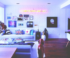 room, decoration, and decor image