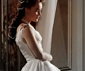 gown, old hollywood, and princess image