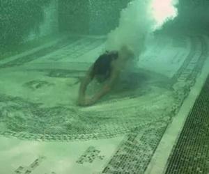 pool, money, and dollar image