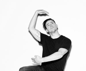 channing tatum, dance, and funny image