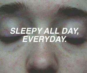 sleep, grunge, and quotes image