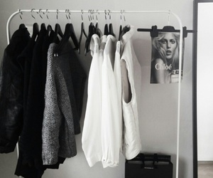 fashion, clothes, and black image