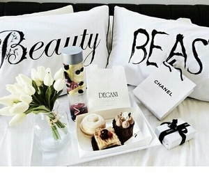 beauty, beast, and chanel image