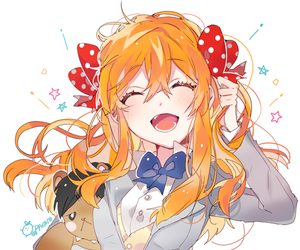 anime, kawaii, and gekkan shoujo nozaki-kun image