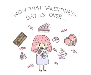 chocolate, draw, and overlay image