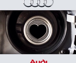 audi, heart, and boys image