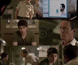 teen wolf and young derek image