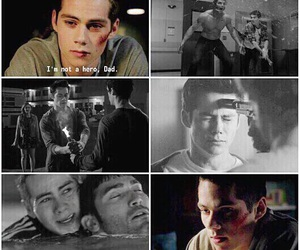 teen wolf and stiles stilinski image