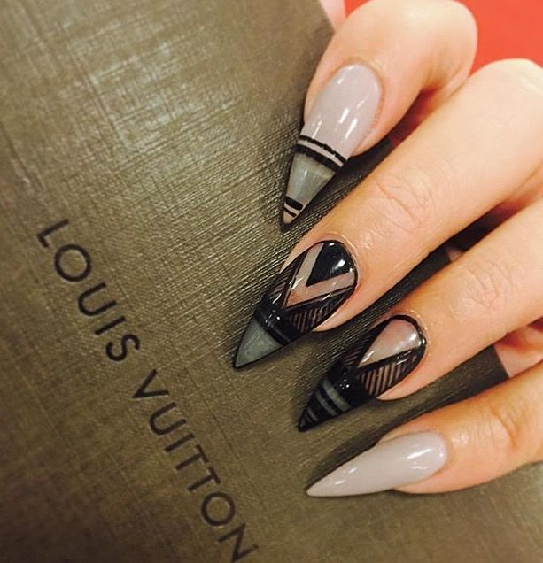252 images about stiletto nails 💅 on We Heart It | See more about ...