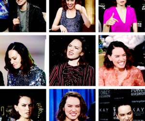 daisy ridley, star wars, and cute image