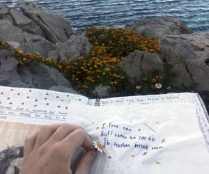 grunge, sea, and tumblr image