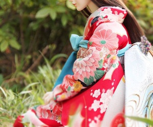 doll and japan image