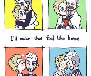 ziall, one direction, and home image