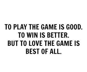 game, love, and hockey image