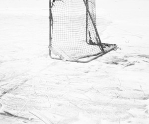 hockey, winter, and Ice Hockey image