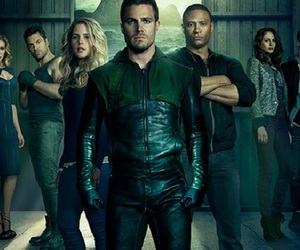arrow, Hot, and oliver image